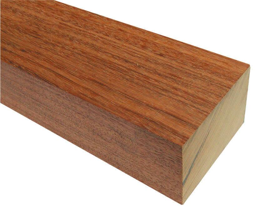 термо-обработанная древесина