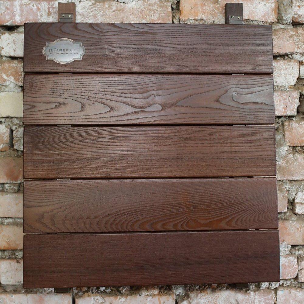 термо-модифицированная древесина