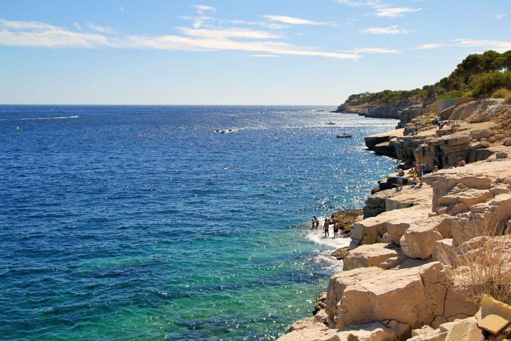 Пейзаж пляжный